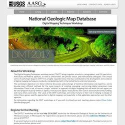 NGMDB - Digital Mapping Techniques