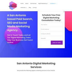 Digital Marketing & Advertising Agency San Antonio