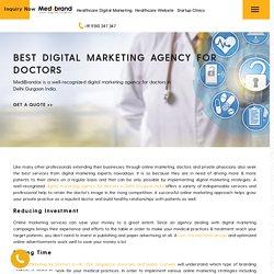 Digital Marketing Agencies for Doctors - Doctors Digital Marketing