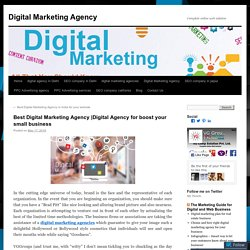 Digital Agency for boost your small business