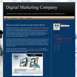 Digital Marketing Agency, Online Marketing Company India