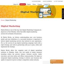 Best Digital Marketing Agencies in Mumbai