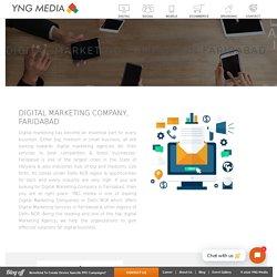 Digital Marketing Company in Faridabad, Haryana
