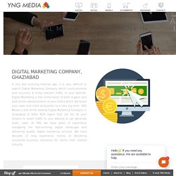 Digital Marketing Company in Ghaziabad, UP