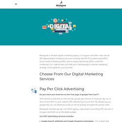 Best Digital Marketing Agency In Gurgaon & Delhi