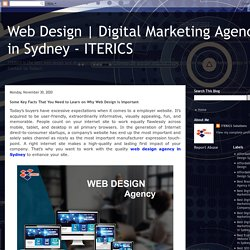 Some Key Facts That You Need to Learn on Why Web Design is Important