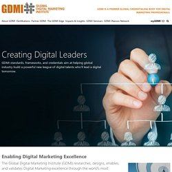 About Global Digital Marketing Institute