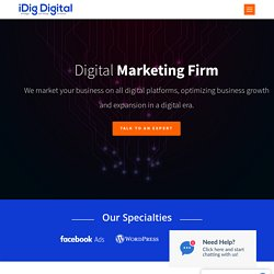 Digital Marketing Agency - Internet Marketing - SEO