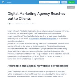 Digital Marketing Agency Reaches out to Clients