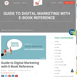 Guide to Digital Marketing Techniques 2017