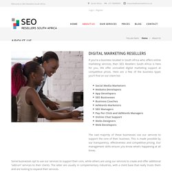 White Label SEO, Web Design, SEM, Adwords