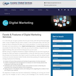 Digital Marketing Company in Canada @ Auxano Global Services