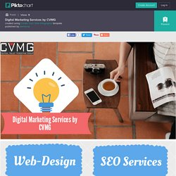 Digital Marketing Services by CVMG