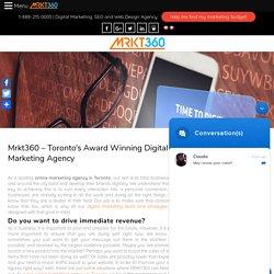 Best Digital Marketing Agency in Toronto