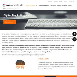 Top Digital Marketing Agency and Services in India