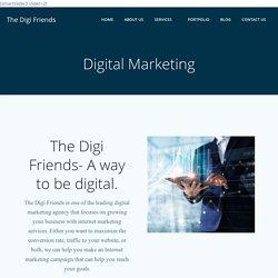 Digital Marketing Agency - The Digi Friends