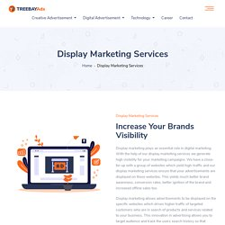 Digital Display Marketing Services Company In USA