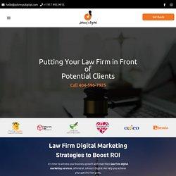Law Firm Digital Marketing Services - Johnnys Digital