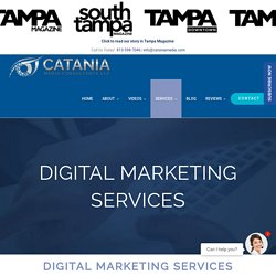 Call at 813-598-7046 for Best Digital Marketing Services Tampa