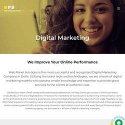Best Digital Marketing Agency Delhi, Digital Marketing Services India