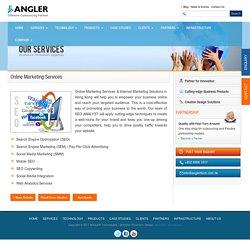 Online Marketing Agency in Hong Kong - ANGLER