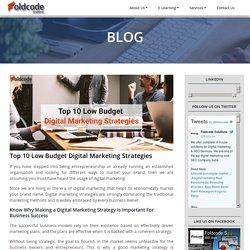 Top 10 Low Budget Digital Marketing Strategies