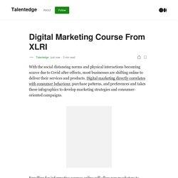 Digital Marketing Course From XLRI