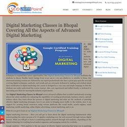 Digital Marketing Classes/Training in Bhopal – SEO AIM POINT