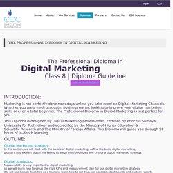 Digital Marketing Diploma,Training Courses Amman Jordan