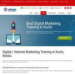 Digital & Online Marketing, PPC Training kochi, Kerala