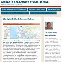 Atlas digital del Mundo Romano y Medieval