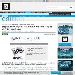 Digital Book World : les métiers du livre face au défi du numérique