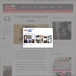 11 Digital & Online Gift Ideas - LDR Magazine