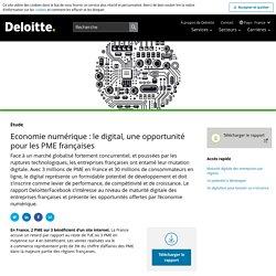 Le digital, une opportunité pour les PME françaises