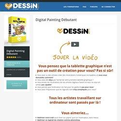 Digital Painting Débutant