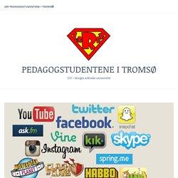 Digital mobbing – Pedagogstudentene i Tromsø