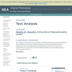 Digital Pedagogy