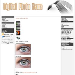 Digital Photo News - Your view in digital photography