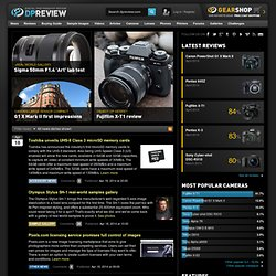 Digital Cameras: Digital Photography Review, News, Reviews, Forums, FAQ