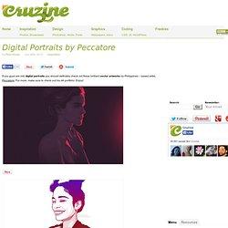 Digital Portraits by Peccatore