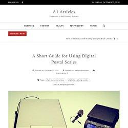Buy Digital Postal Scales Online - Wellpack Europe