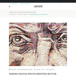 Making Digital Photo Printing Better