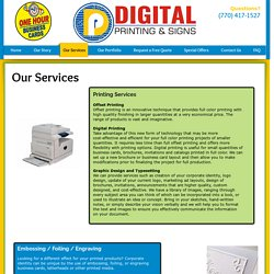 Digital T-Shirt - Digital Printing Services in Augusta GA
