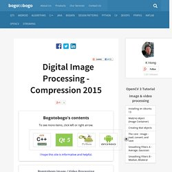 Digital Image Processing Compression - 2015