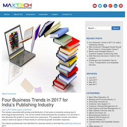 Digital Publishing Solutions in India