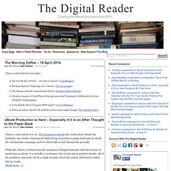 The Digital Reader - The Best News and Info on eReaders and Tablets