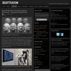 digital sculpture » Scott Eaton