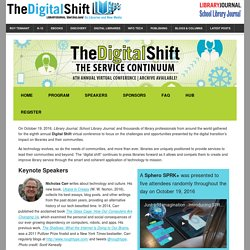 The Digital Shift 2016: The Service Continuum