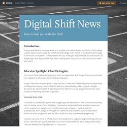 Digital Shift News