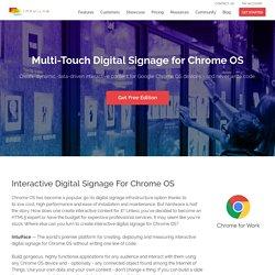 Chrome OS Based Digital Signage - IntuiLab